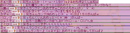|∀・。)゚+.゚ チラリンコッ♪_e0024628_0472152.jpg