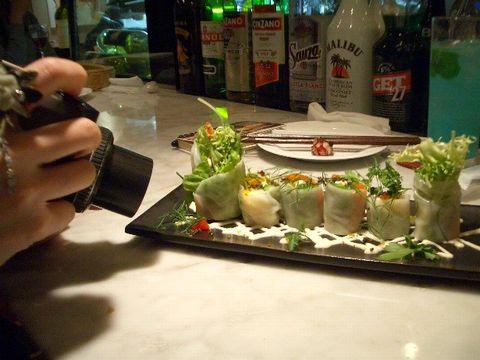 丸の内 「chef\'s V」 でベジタブルディナー_a0039199_17284499.jpg