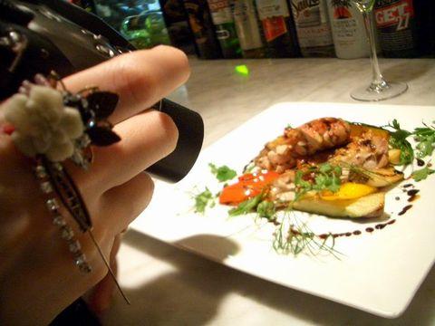 丸の内 「chef\'s V」 でベジタブルディナー_a0039199_17293521.jpg
