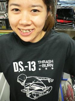 Tシャツでドドーン!!!_f0004730_14194877.jpg