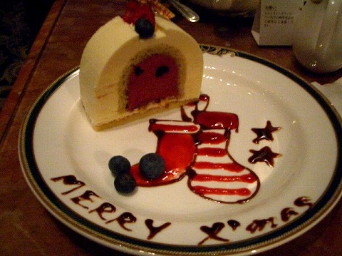 恵比寿 「ウェスティンホテル東京」 ロビーラウンジ_a0039199_15392587.jpg