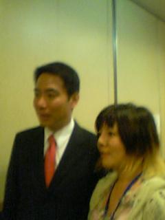 前原元民主党代表と_a0031191_2542266.jpg