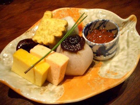 新宿 「活水料理 やまと」 で豆富料理_a0039199_11414353.jpg