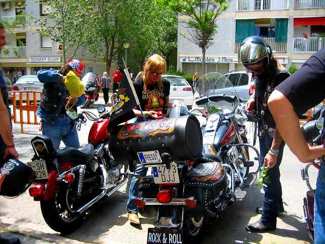 Harley Davidson集合!_b0064411_1919575.jpg