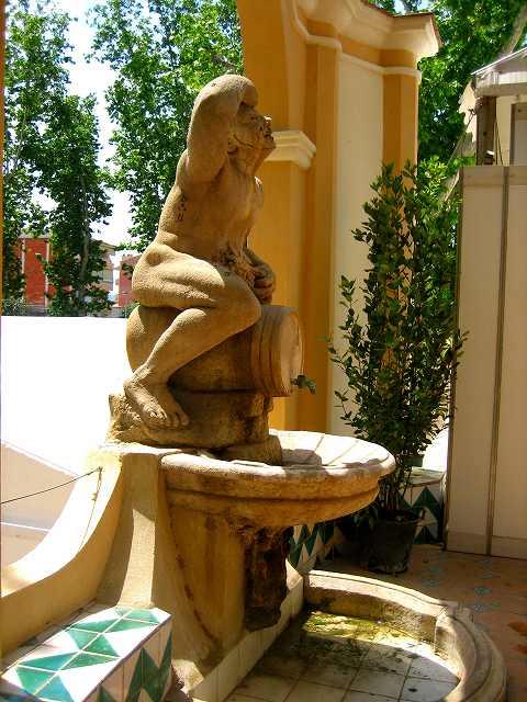 San Feliuのバラ展示会_b0064411_7221111.jpg