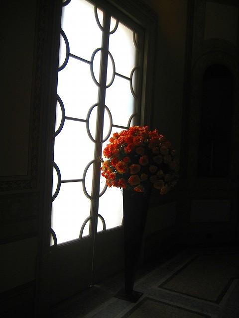 San Feliuのバラ展示会_b0064411_7293749.jpg
