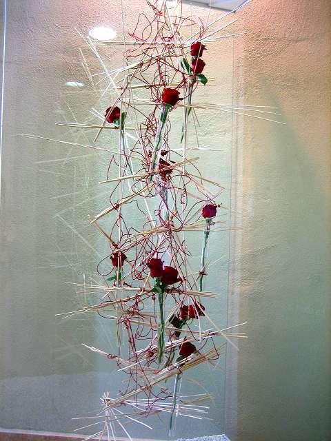 San Feliuのバラ展示会_b0064411_7361153.jpg