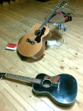 ギター練習中☆_c0069859_2143885.jpg
