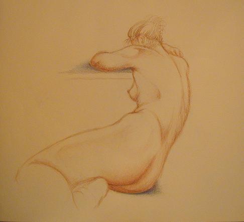 裸婦Ⅰ_b0089338_231664.jpg