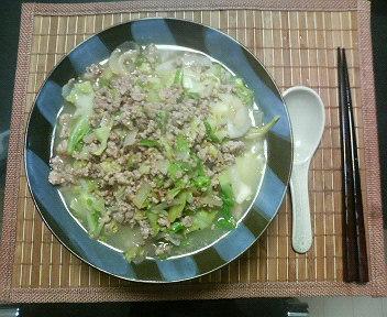 坦々麺_c0031975_21391082.jpg