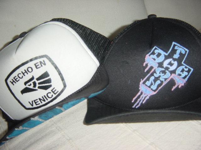 帽子のかぶり方in Venice_c0048504_1574999.jpg
