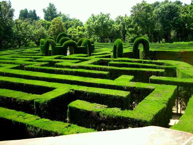 Parque de Laberinto 迷路公園_b0064411_6563380.jpg