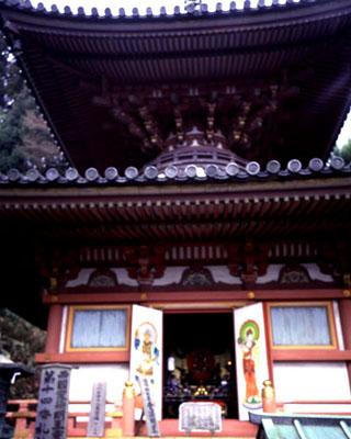 <第十四番 生駒山 宝山寺>_a0045381_63207.jpg