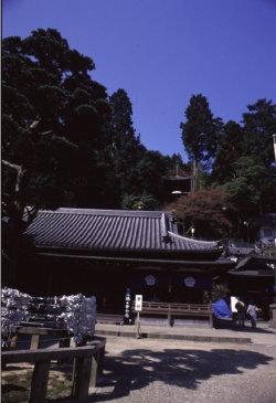 <第十四番 生駒山 宝山寺>_a0045381_691017.jpg