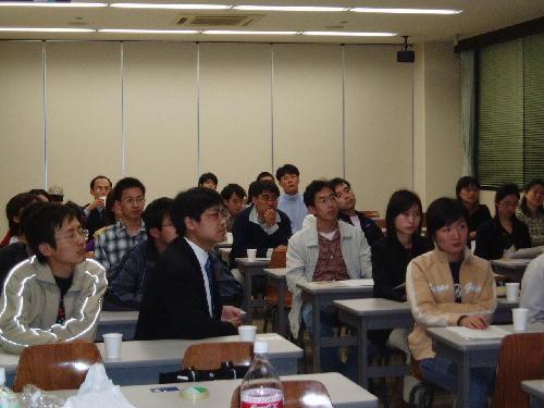 东北师大、惠普(大连)就职招聘会在筑波大学顺利举行_d0027795_1718547.jpg