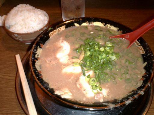 食い倒れ in 無鉄砲_f0097683_18424497.jpg