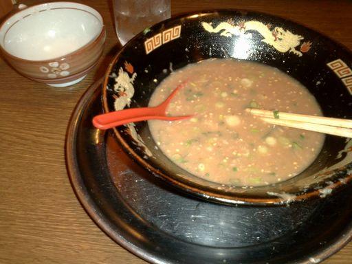 食い倒れ in 無鉄砲_f0097683_1845226.jpg