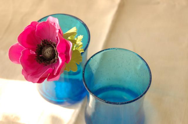 グランブルーなグラス?!_c0055551_11442755.jpg