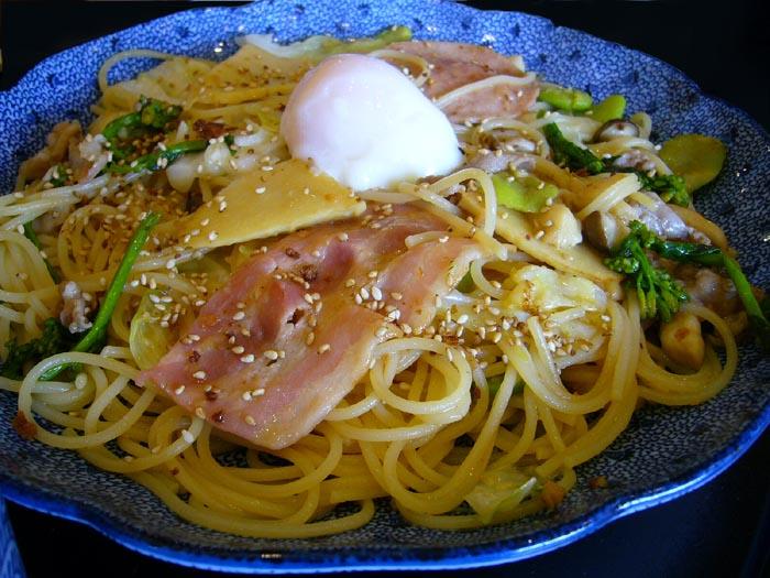 洋麺屋 五右衛門 @ 神戸西店_e0024756_1955762.jpg