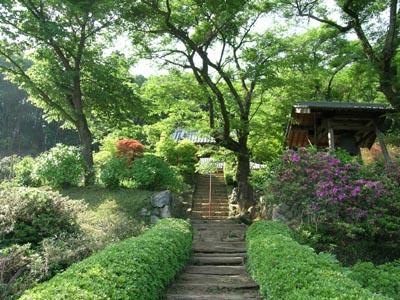滝の入ローズガーデンと桂木観音_f0108797_16592145.jpg