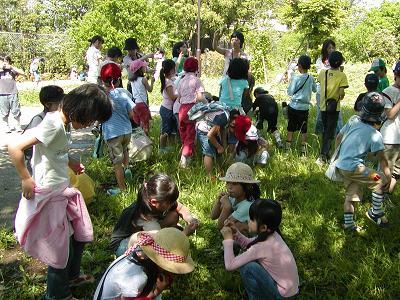 地域のイベント:桜丘コミュニティーに参加しています。_b0049307_22142039.jpg