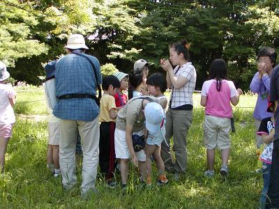 地域のイベント:桜丘コミュニティーに参加しています。_b0049307_2215927.jpg