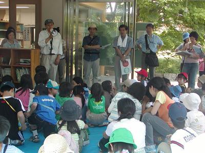地域のイベント:桜丘コミュニティーに参加しています。_b0049307_22323262.jpg