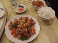 三宮 上海料理  楽膳居_b0054727_2467100.jpg