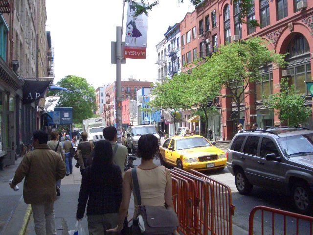 ニューヨーク・ブログ・カフェ・・・。 その1_f0036534_23214394.jpg