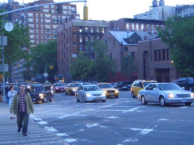ニューヨーク・ブログ・カフェ・・・。 その1_f0036534_23344841.jpg