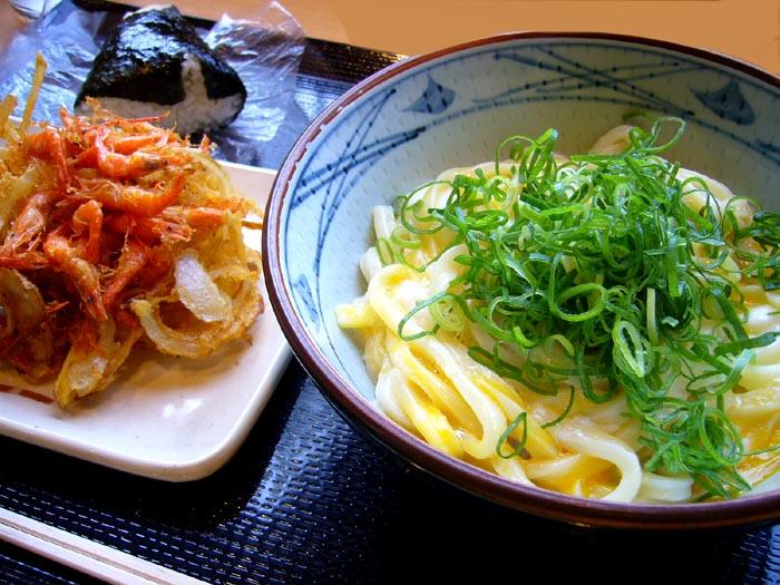 「丸亀製麺」@西神戸店_e0024756_0315710.jpg