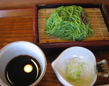 長野食紀行(2)洗練された蕎麦を堪能@せきざわ[小布施町]_c0013687_22485594.jpg