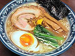 醤油豚骨のWスープ@自作らーめん_f0080612_14185457.jpg