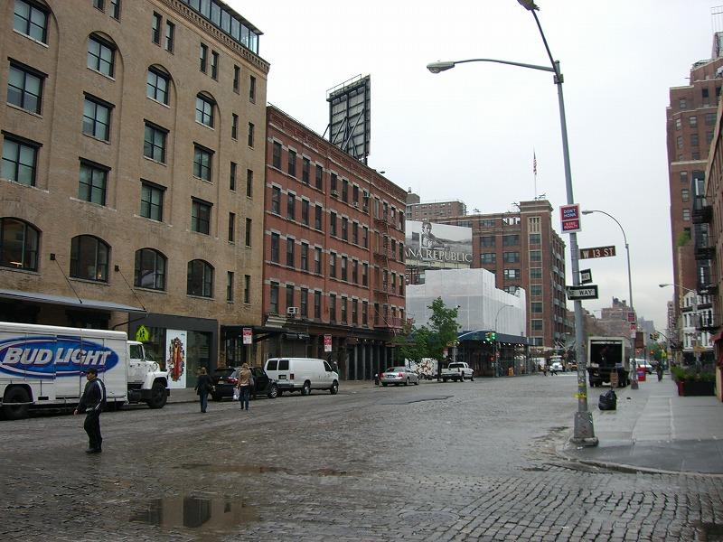 ニューヨーク・ブログ・カフェ・・・。 その2_f0036534_19441462.jpg