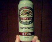 キリン クラシックラガー2006~麦酒酔噺その7~_b0081121_22204134.jpg