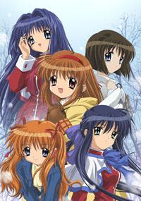 『Kanon』TVアニメ化&先行版DVDリリース決定!_e0025035_11401595.jpg