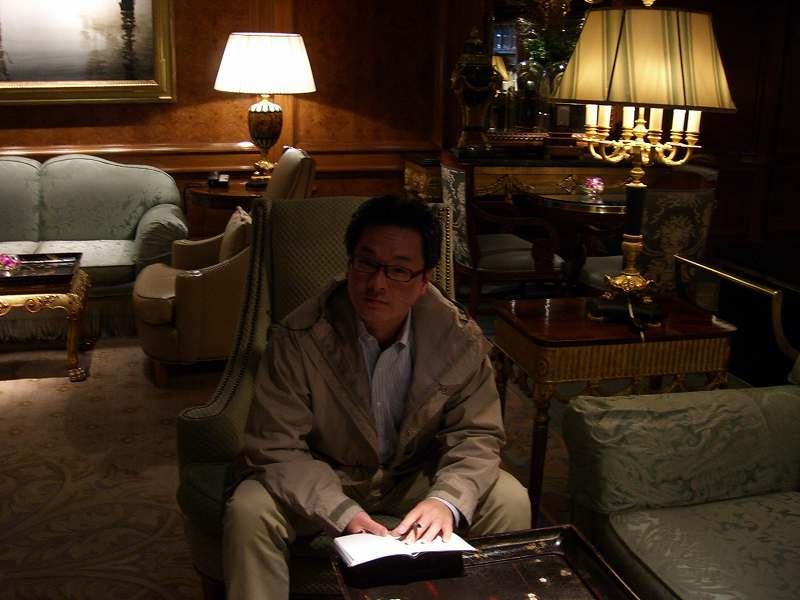 ニューヨーク・ブログ・カフェ・・・。 その4_f0036534_21515565.jpg