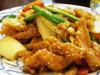 大森「タニ・キッチン」タイ料理_c0060651_1421271.jpg