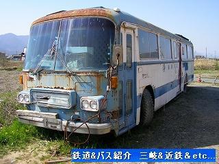 Vol,223   廃車体・・・近鉄バス _e0040714_18462121.jpg