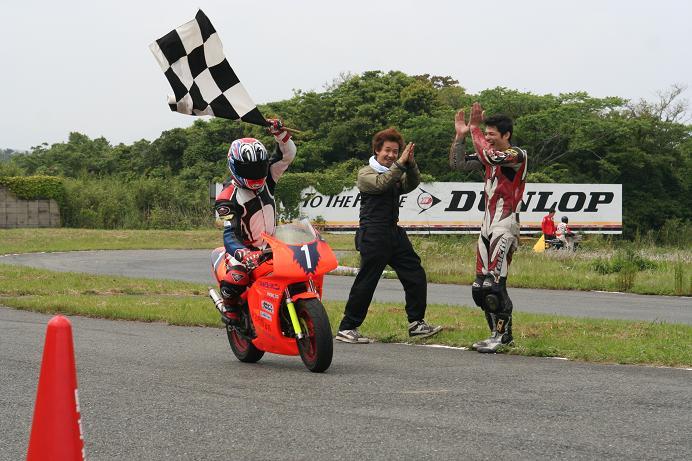レース終了!_f0056935_21544035.jpg
