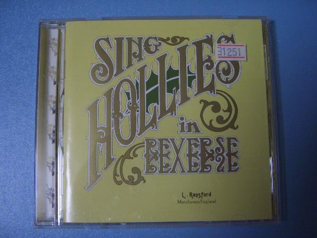 VA / SING HOLLIES IN REVERSE_c0062649_21181473.jpg