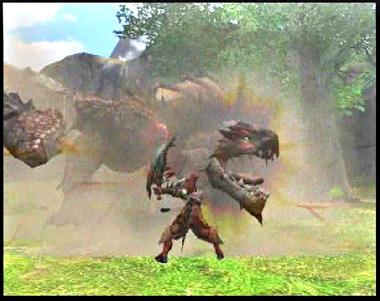 レウスとの戦闘が一番楽しいかもw