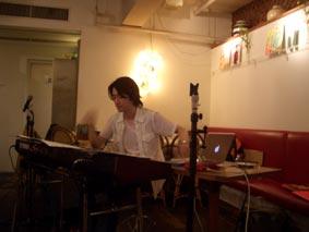 6/3 Live @ Cafe Madu_f0064823_19494726.jpg