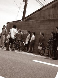 嵐の5人が津で映画撮影 「黄色い涙」_e0015690_13205296.jpg