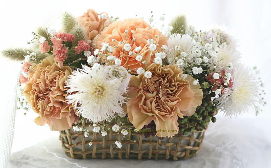 定期的にお届けする花 アレンジ_a0042928_2285247.jpg