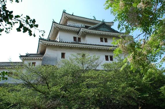 和歌山城が 「日本100名城」 に選定されました_b0093754_21313222.jpg