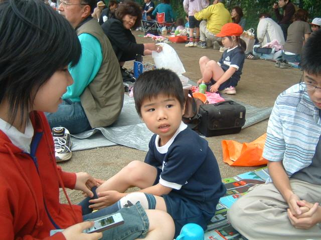 運動会(o^-^o)_e0061778_2065517.jpg