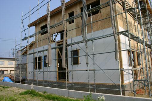 八郎潟の家の軸組検査06_e0054299_8583321.jpg