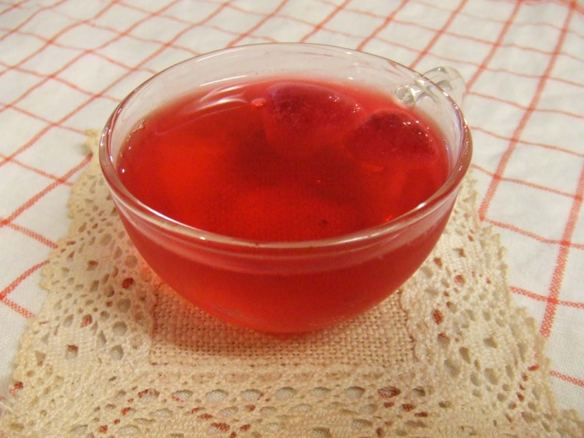 自家製赤シソジュース_c0007919_19355277.jpg