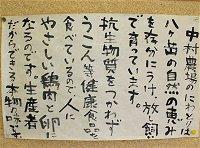 中村農場の玉子丼・親子丼_f0019247_1659551.jpg